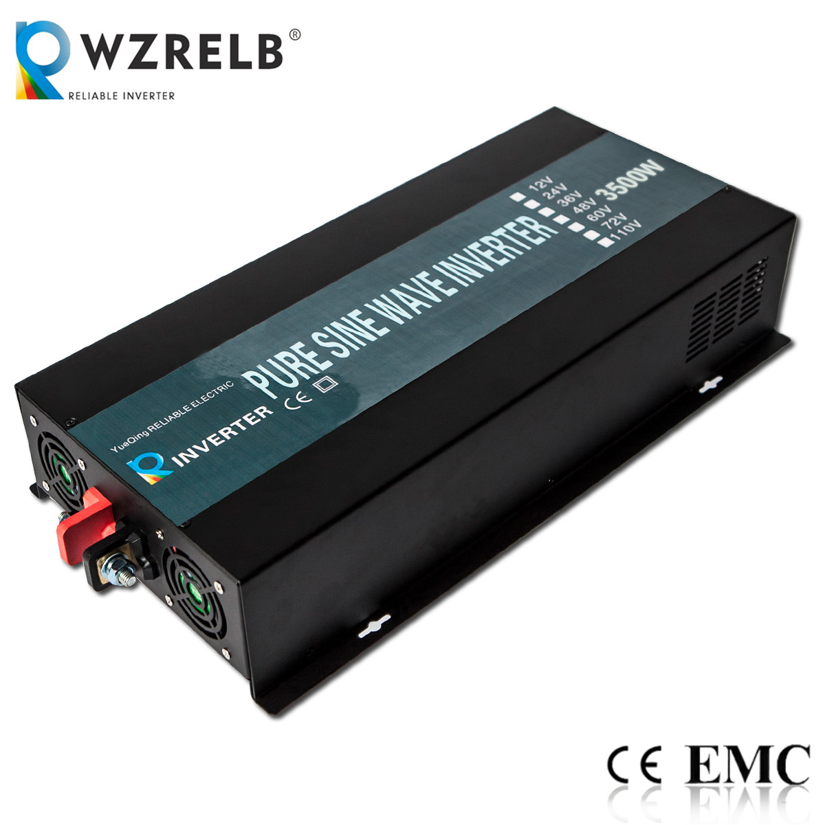 3500W Off Grid DC to AC Solar Power Pure Sine Wave Inverter